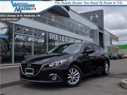 2016 Mazda Mazda3 GS (Stk: P4123) in Etobicoke - Image 1 of 27