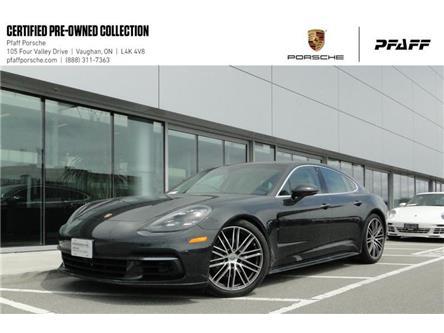 2018 Porsche Panamera 4S (Stk: U8576) in Vaughan - Image 1 of 17