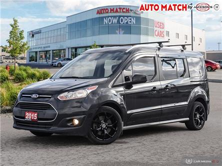2015 Ford Transit Connect Titanium (Stk: U1391) in Barrie - Image 1 of 25