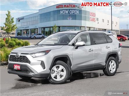 2019 Toyota RAV4 LE (Stk: R1769) in Barrie - Image 1 of 27