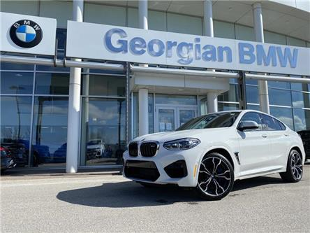 2020 BMW X4 M  (Stk: B20038) in Barrie - Image 1 of 11