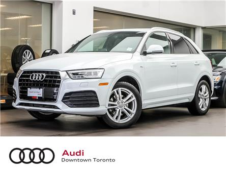 2016 Audi Q3 2.0T Technik (Stk: P3700) in Toronto - Image 1 of 26