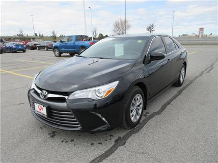 2015 Toyota Camry LE (Stk: K15137AA) in Ottawa - Image 1 of 20