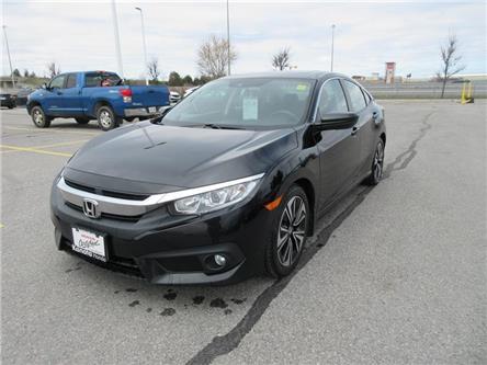 2016 Honda Civic EX-T (Stk: U1119) in Ottawa - Image 1 of 21