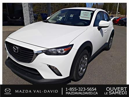 2017 Mazda CX-3 GX (Stk: 19465A) in Val-David - Image 1 of 22