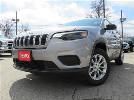 2019 Jeep Cherokee Sport (Stk: 90646D) in St. Thomas - Image 1 of 27