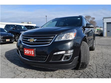 2015 Chevrolet Traverse 1LT (Stk: 94166) in St. Thomas - Image 1 of 30