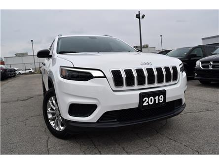 2019 Jeep Cherokee Sport (Stk: 89593) in St. Thomas - Image 1 of 30