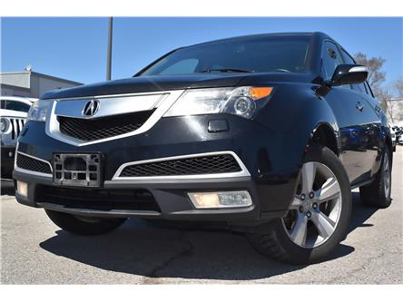 2011 Acura MDX Technology Package (Stk: 94846) in St. Thomas - Image 1 of 25