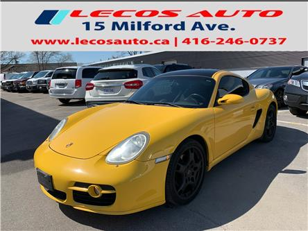 2008 Porsche Cayman S Base (Stk: 781447) in Toronto - Image 1 of 10