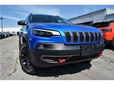2020 Jeep Cherokee Trailhawk (Stk: 93440) in St. Thomas - Image 1 of 30