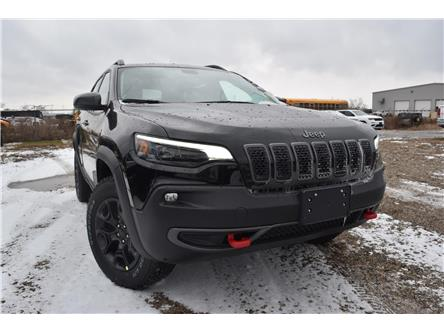 2020 Jeep Cherokee Trailhawk (Stk: 93784) in St. Thomas - Image 1 of 30