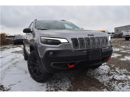 2020 Jeep Cherokee Trailhawk (Stk: 93831) in St. Thomas - Image 1 of 30