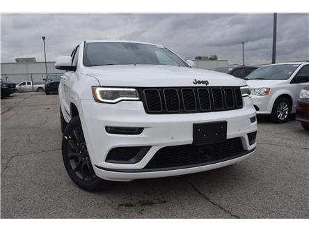 2020 Jeep Grand Cherokee Overland (Stk: 93986) in St. Thomas - Image 1 of 30