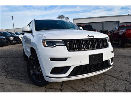2020 Jeep Grand Cherokee Overland (Stk: 94150) in St. Thomas - Image 1 of 30