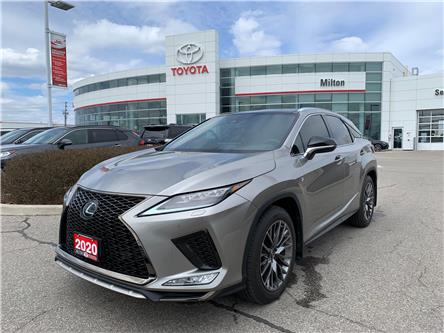 2020 Lexus RX 350 Base (Stk: 221906) in Milton - Image 1 of 12