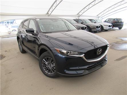 2020 Mazda CX-5 GS (Stk: M2578) in Calgary - Image 1 of 2