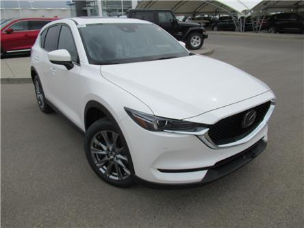 2020 Mazda CX-5 Signature (Stk: M2606) in Calgary - Image 1 of 2
