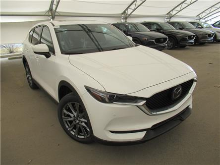 2020 Mazda CX-5 Signature (Stk: M2608) in Calgary - Image 1 of 2