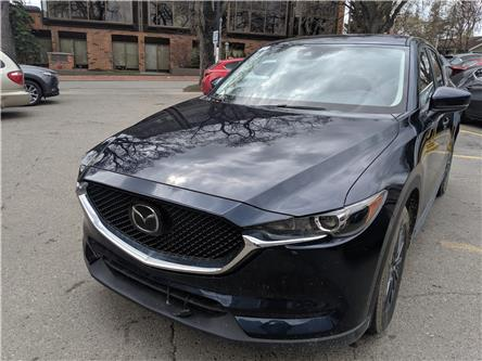 2019 Mazda CX-5 GX (Stk: N3131) in Calgary - Image 1 of 10