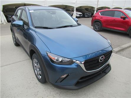 2020 Mazda CX-3 GX (Stk: M2609) in Calgary - Image 1 of 2