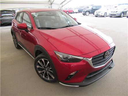 2020 Mazda CX-3 GT (Stk: M2639) in Calgary - Image 1 of 2