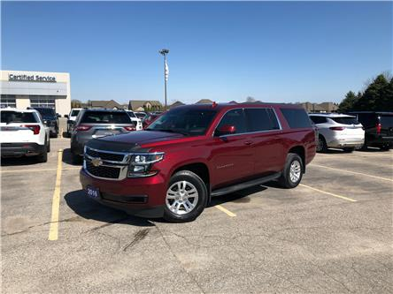 2016 Chevrolet Suburban LT (Stk: 412965) in Strathroy - Image 1 of 15