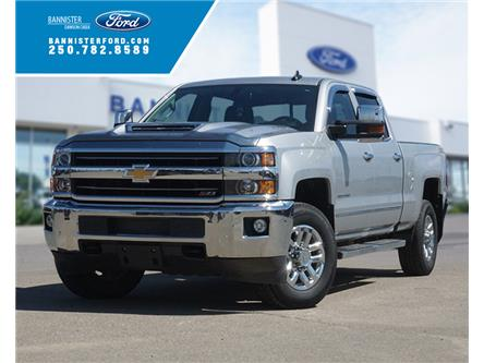 2019 Chevrolet Silverado 3500HD LTZ (Stk: T202157A) in Dawson Creek - Image 1 of 16