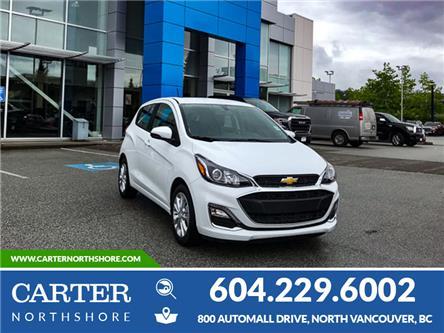 2020 Chevrolet Spark 1LT CVT (Stk: P35220) in North Vancouver - Image 1 of 13