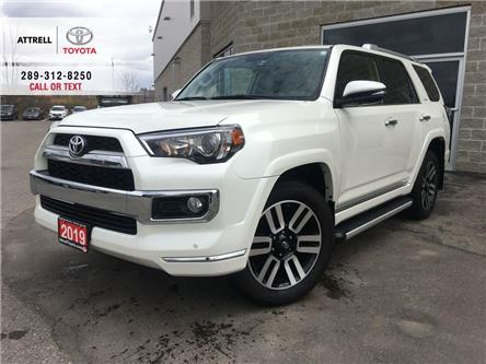 2019 Toyota 4Runner LIMITED 4WD 7 PASS, NAVI, LEATHER, SUNROOF, ALLOY, (Stk: 46564A) in Brampton - Image 1 of 27