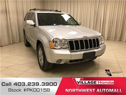 2008 Jeep Grand Cherokee Overland (Stk: PK0015B) in Calgary - Image 1 of 21