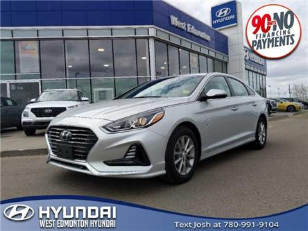2018 Hyundai Sonata SE (Stk: E5010) in Edmonton - Image 1 of 21