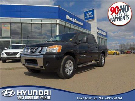 2014 Nissan Titan  (Stk: E5021A) in Edmonton - Image 1 of 23