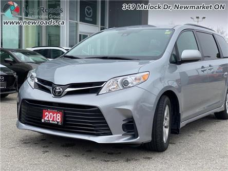 2018 Toyota Sienna LE 8-Passenger (Stk: 14384) in Newmarket - Image 1 of 30
