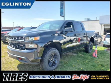 2020 Chevrolet Silverado 1500 Silverado Custom Trail Boss (Stk: LZ273859) in Mississauga - Image 1 of 17