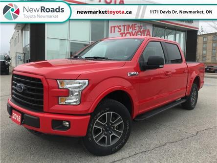 2016 Ford F-150 XLT (Stk: 349951) in Newmarket - Image 1 of 26