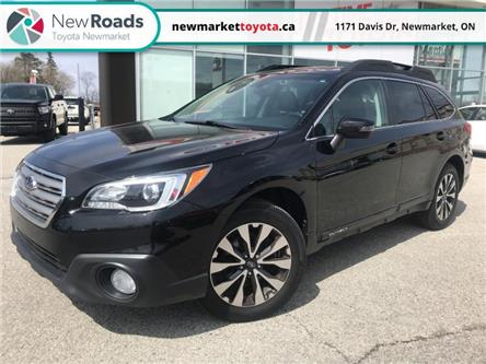 2017 Subaru Outback 2.5i Limited (Stk: 346061) in Newmarket - Image 1 of 25
