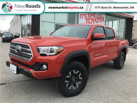 2017 Toyota Tacoma TRD Off Road (Stk: 348421) in Newmarket - Image 1 of 27