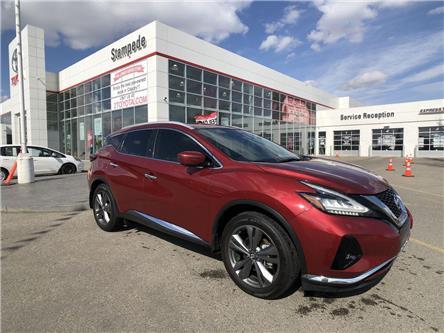 2019 Nissan Murano Platinum (Stk: 200135B) in Calgary - Image 1 of 28