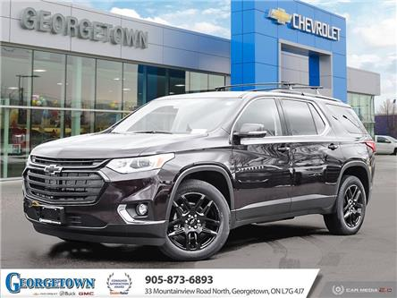 2020 Chevrolet Traverse 3LT (Stk: 31709) in Georgetown - Image 1 of 27