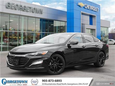 2020 Chevrolet Malibu LT (Stk: 31730) in Georgetown - Image 1 of 27