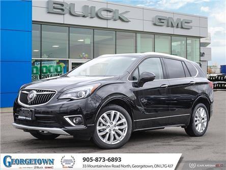 2019 Buick Envision Premium II (Stk: 29932) in Georgetown - Image 1 of 27