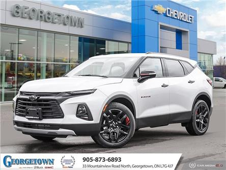 2020 Chevrolet Blazer LT (Stk: 31584) in Georgetown - Image 1 of 27
