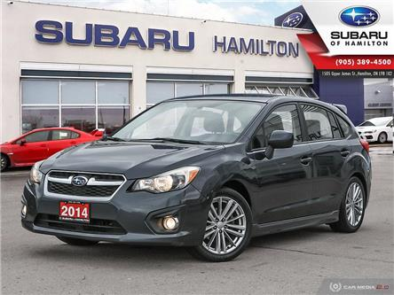 2014 Subaru Impreza 2.0i Sport Package (Stk: S8282A) in Hamilton - Image 1 of 27