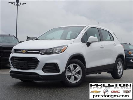 2019 Chevrolet Trax LS (Stk: X29591) in Langley City - Image 1 of 26