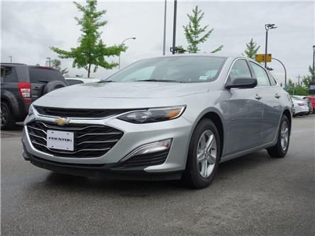 2020 Chevrolet Malibu 1LS (Stk: 0205580) in Langley City - Image 1 of 6