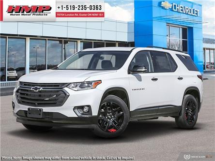 2020 Chevrolet Traverse Premier (Stk: 86814) in Exeter - Image 1 of 23