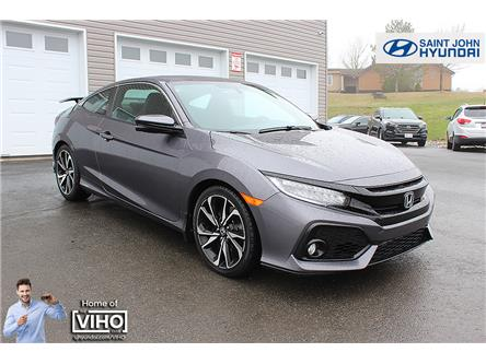 2017 Honda Civic Si (Stk: U2571) in Saint John - Image 1 of 21