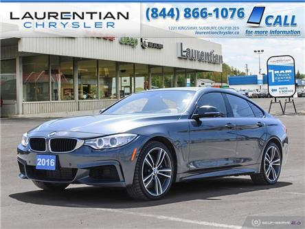 2016 BMW 435i xDrive Gran Coupe (Stk: 20307A) in Sudbury - Image 1 of 31