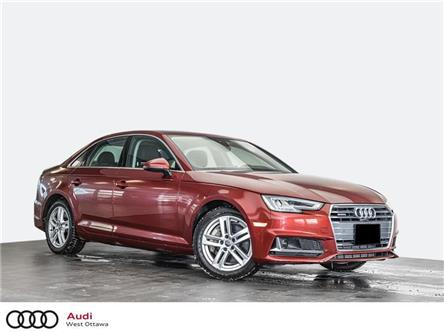 2019 Audi A4 45 Technik (Stk: 91570) in Nepean - Image 1 of 20